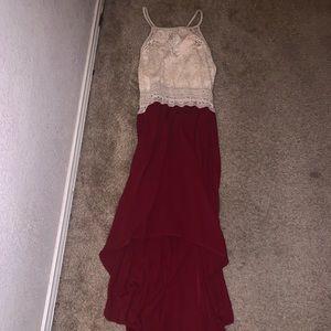Inspired Hearts junior dress